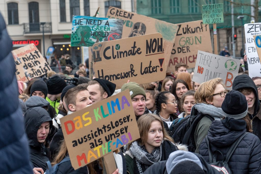 Klimaproteste