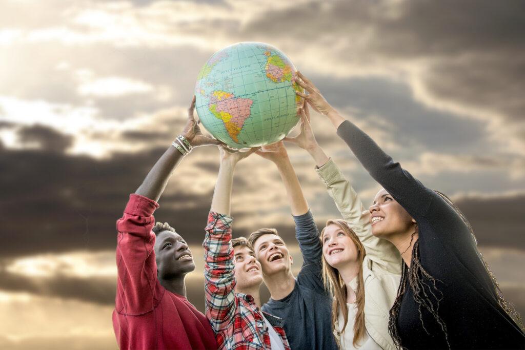 Globales Lernen Konfi-Arbeit