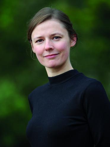 """Bild der Zeitschrift """"Briefe. Zur Orientierung im Konflikt Mensch – Erde"""", Nr. 136, Herbst 2020: Kathrin Natho © Viktoria Kühne / LKÖZ"""