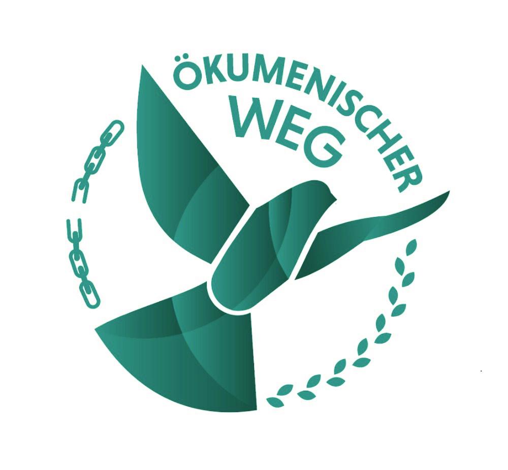 """Bild der Zeitschrift """"Briefe. Zur Orientierung im Konflikt Mensch – Erde"""", Nr. 136, Herbst 2020: Logo """"Ökumenischer Weg"""""""