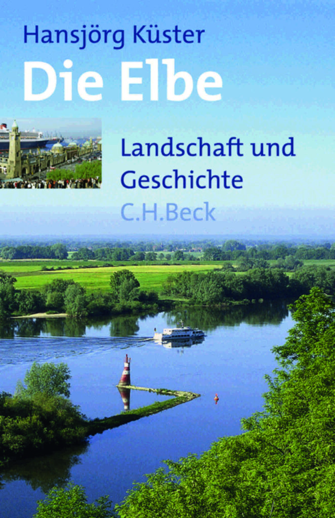 """Bild der Zeitschrift """"Briefe. Zur Orientierung im Konflikt Mensch – Erde"""", Nr. 139, Sommer 2021: Titelbild """"Die Elbe"""""""