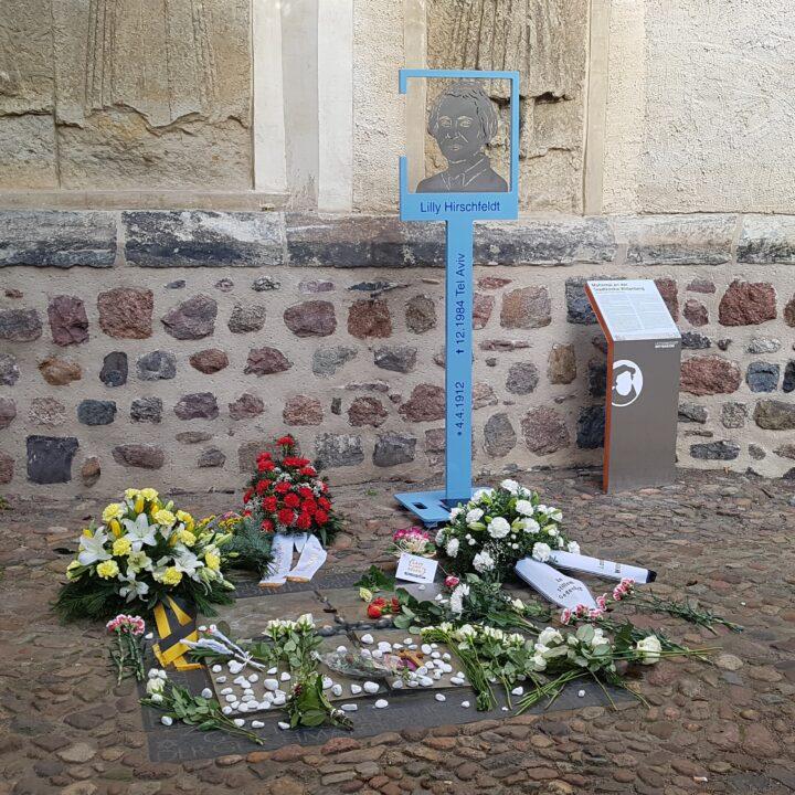 Holocaust-Gedenken am 27.1.20 - Foto: Tobias Thiel/Ev. Akademie