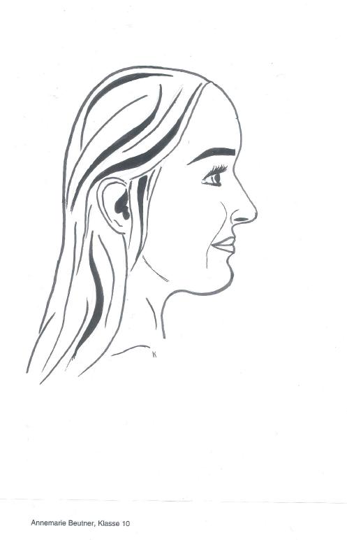 Skizze von Johanna Seligmann
