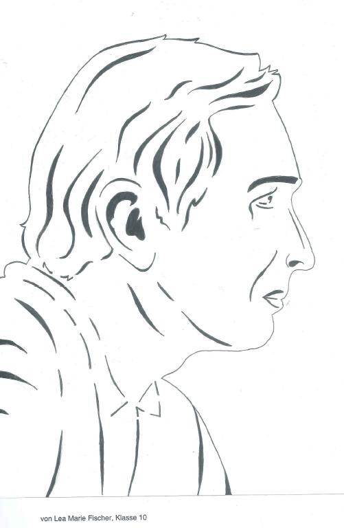 Skizze von Richard Wiener